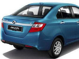Шины Bridgestone Ecopia EP150 выбраны для комплектации бюджетного седана Perodua