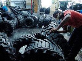 Правительство Танзании хочет построить новый шинный завод