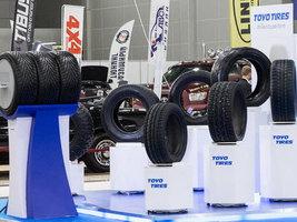 Компания Toyo Tires показала новую шину Proxes ST III