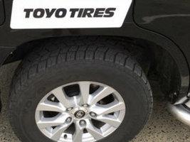 Участники экспедиции сделают круг по Евразии на шинах Toyo Tires
