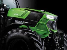 Компания BKT стала официальным поставщиком шин для тракторов Deutz-Fahr