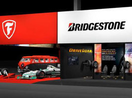 Bridgestone готовится принять участие в Парижском автосалоне