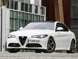Bridgestone будет поставлять шины для комплектации Alfa Romeo Giulia