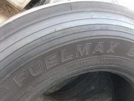 Goodyear представит прототип шин с максимальной топливной экономичностью на выст