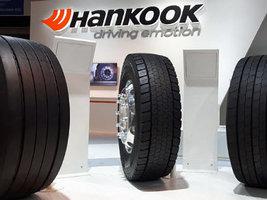 Hankook расширяет линейку грузовых шин e-cube Blue с повышенной топливной эконом
