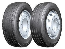 Continental представит в Ганновере новые шины Conti EfficientPro