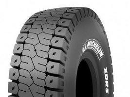 Michelin выпускает новую промышленную шину XDR3
