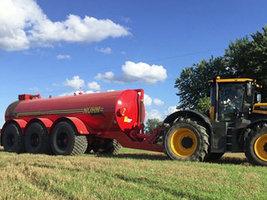 Шины Alliance выбраны для комплектации сельхозтехники Nuhn Industries