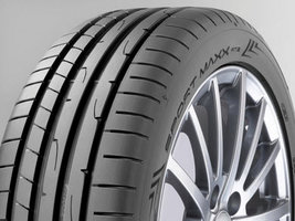 Для Mini Clubman выбраны шины Dunlop Sport Maxx RT2