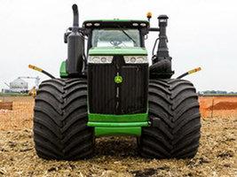 Компания Titan представила в Айове самую большую сельхозшину в мире