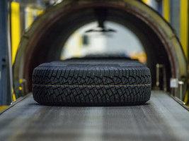 Завод Continental в Калуге выпустил пятимиллионную шину