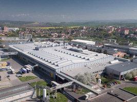 Компания Continental открыла обновленный цех по производству грузовых шин на зав