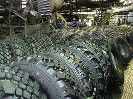 Алтайский шинный завод обокрали на 87 млн рублей