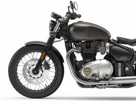 Шины Avon Cobra выбраны для комплектации мотоцикла Triumph Bonneville Bobber