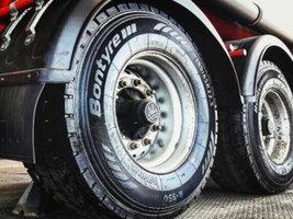 В конце года на рынок выйдут новые грузовые шины Bontyre