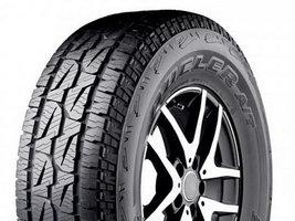 Bridgestone анонсирует выпуск шины Dueler A/T 001