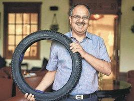 Ceat представила в Индии беспрокольные мотошины