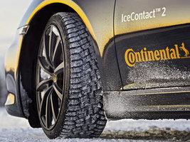 Шина Continental IceContact 2 в этом сезоне доступна в новых модификациях с фирм