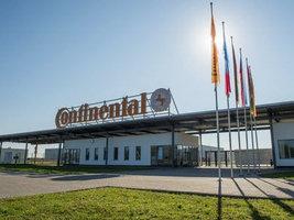 Шинный завод Continental в Калуге вышел на полную мощность