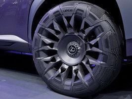 Goodyear представляет концептуальные шины Urban CrossOver для нового кроссовера