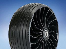 Компания Michelin выпустила новую безвоздушную шину X Tweel