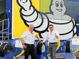 Michelin останется поставщиком шин WRC еще на три года