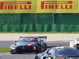 Pirelli станет поставщиком шин для гоночной серии Blancpain GT Series Asia