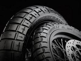 Pirelli представляет новые шины Scorpion Rally STR