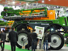«Волтайр-Пром» принял участие в международной выставке Агросалон-2016