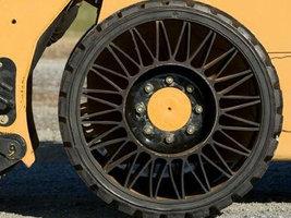 Michelin расширяет размерную линейку безвоздушных шин X Tweel SSL