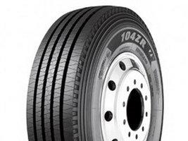 Yokohama выпускает новые типоразмеры грузовых шин 104ZR