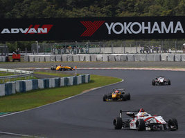 Yokohama продолжит поставлять шины для чемпионата All-Japan F3