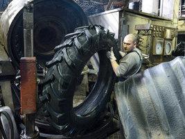 Алтайский шинный комбинат готовится к зиме