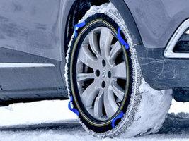 Michelin S.O.S. Grip - безопасное решение для обледенелой дороги