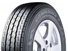 Firestone выпускает новую легкогрузовую шину Vanhawk 2