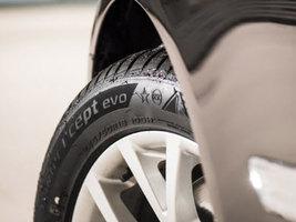 Hankook предлагает зимние шины первичной комплектации с технологией Sealguard