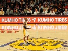 Kumho Tire расширяет партнерство с клубами НБА