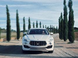 Bridgestone поставляет шины для кроссовера Maserati Levante