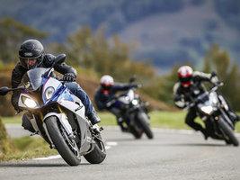 Michelin Power RS – новый эталон спортивной дорожной шины для мотоциклов