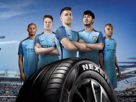 Nexen Tire запускает сайт, посвященный партнерству с ФК Манчестер Сити