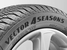 Шины Goodyear Vector 4Seasons Gen-2 стали лидерами всесезонных тестов Auto Expre