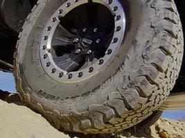 Шины BFGoodrich выбраны для комплектации внедорожника Ford F-150 Raptor