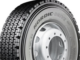 Bridgestone представляет новую зимнюю шину NORDIC-DRIVE 001