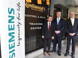 Continental и Siemens открыли в Малайзии центр обучения сотрудников