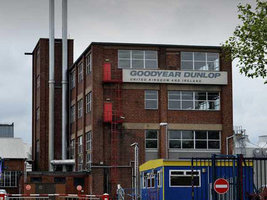 Goodyear досрочно завершит производство шин на заводе в Вулвергемптоне