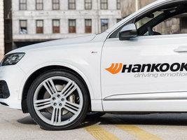 Hankook Tire станет поставщиком шин для Audi Q7