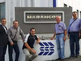 Marangoni расширяет партнерство с турецкими специалистами по восстановлению шин