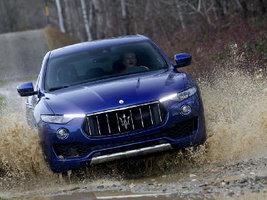 Для Maserati Levante омологированы шины Goodyear Eagle F1