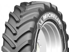 Michelin покажет новые сельхозшины AxioBib 2 на выставке LAMMA 2017