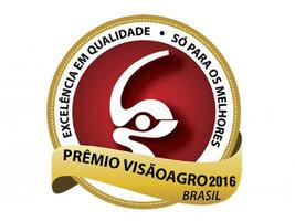 Сельхозшины Trelleborg получили награду VisãoAgro Award-2016
